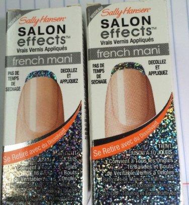 2 Sally Hansen Salon Effects French Mani 002 Silver Lining