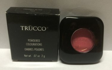 Trucco Powdered Colourations Embarrass Me Pink Blush 7663