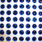 6mm Blue 100pc 3D Lure Eyes Tackle Making or Crafts
