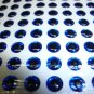 5mm Blue 140pc 3D Molded Fish Eye Lure & Fly Making