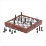 EGYPTIAN CHESS SET