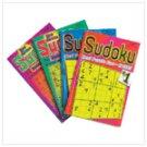 SUDOKU PUZZLE BOOKS  Retail: $14.95