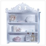 CROWNED KEEPSAKE SHELF  Retail: $39.95