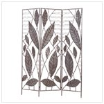 BAMBOO LEAF DESIGN DIVIDER SCREEN