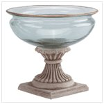 GOLD-EDGED COMPOTE  Retail: $39.95