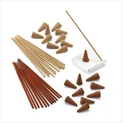 PREMIUM SPA INCENSE GIFT SET  Retail: $6.95