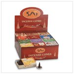 SAI INCENSE CONES    Retail: $ 47.52