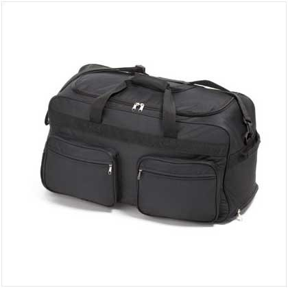 ROLLING DUFFLE BAG   Retail; $39.95