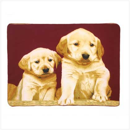 DOG FLEECE BLANKET  Retail: $19.95