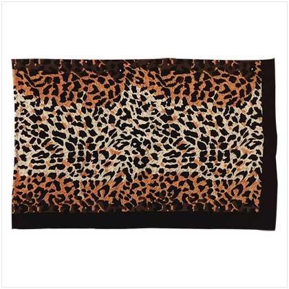 SAFARI PRINT SHEET  Retail: $21.95