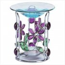 VIOLET OIL WARMER  Retail: $14.95