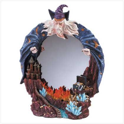 MERLIN'S MAGIC MIRROR   RETAIL: $49.95