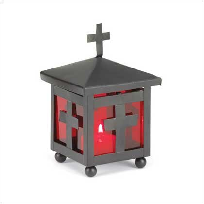 CROSS VOTIVE HOLDER  Retail: $7.95