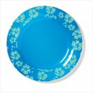BLUE HAWAIIAN DINNER PLATE $3.95