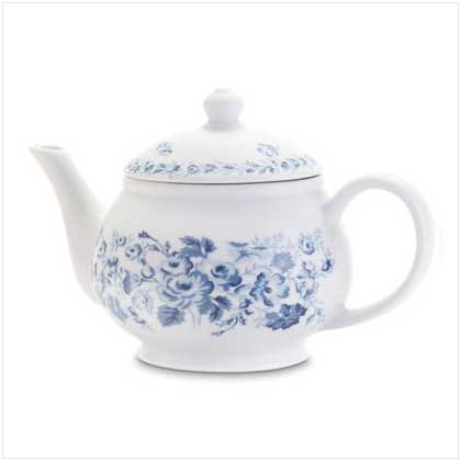 LAURA ASHLEY SOPHIA TEAPOT  Retail: $24.95