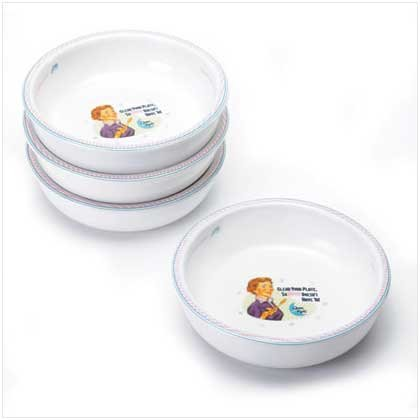 MOM'S KITCHEN BOWLS  Retail: $29.95