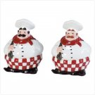 CHEFS SALT AND PEPPER SET  Retail; $9.95