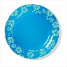 BLUE HAWAIIAN DINNER PLATE   Retail: $3.95