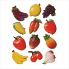 FRUIT AND VEGETABLE MAGNETS Retail: $24.00