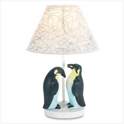 PENGUIN TABLE LAMP  Retail: $39.95