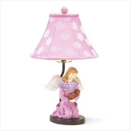 ANGEL TABLE LAMP  Retail: $49.95