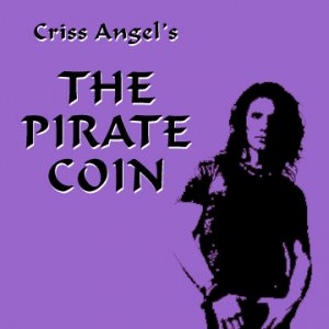CRISS ANGEL'S PIRATE COIN