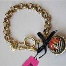 NWT Betsey Johnson Miami Chic LOVE Ball Charm Bracelet