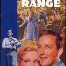 Rhythm on the Range vhs used Bing Crosby Frances Farmer Bob Burns Roy Rogers musical