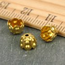 Bead Caps Brass Filigree Embellishment Stamping Bead Cap 6mm bc48(20pcs)