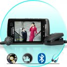 Bluetooth Spy DVR Clip-On Surveillance Set + Media Player (2GB)