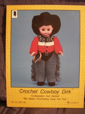 Crochet 13 Inch Fashion Doll Patterns | Knit Wits offering