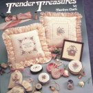 Cross Stitch Tender Treasures Leaflet
