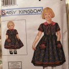 Daisy Kingdom Dress With Doll Dress Pattern S 9845 - FREE SHIPPING