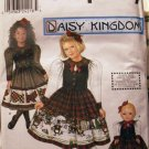 Daisy Kingdom Dress With Doll Dress Pattern S 9357 - FREE SHIPPING