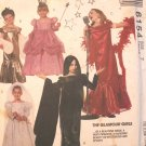 Glamour Girls Costumes Pattern  Size 7 (girls) M 6154 - FREE SHIPPING