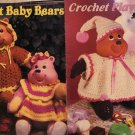 Bear Babies Pattern Books (2)
