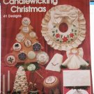 Candlewicking Christmas Pattern - FREE SHIPPING