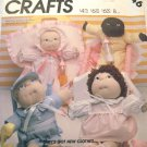 Baby's Got New Clothes doll clothes pattern - FREE SHIPPING