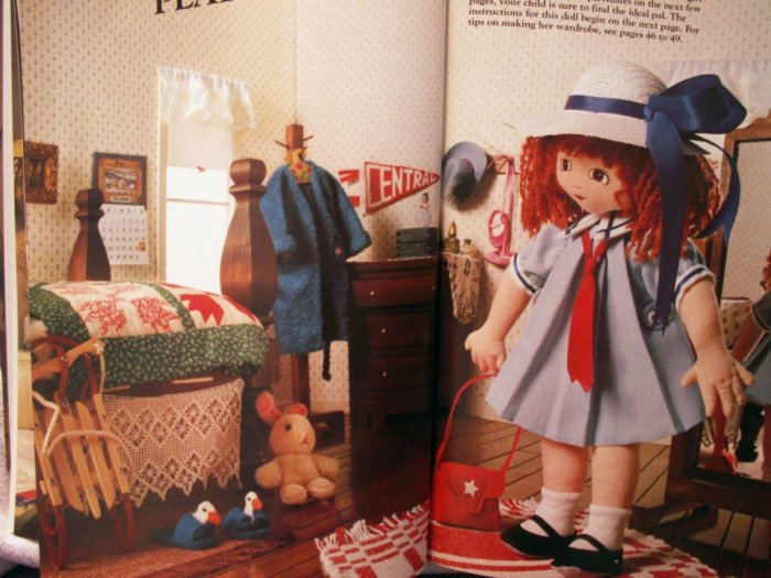 Dolls To Make For Fun  Book
