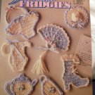 Crochet Victorian Fridgies - FREE SHIPPING