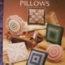 Crocheted Pillows Pattern Leaflet - FREE SHIPPING