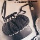 Crocheted Bags Vintage Pattern Book - Bucilla 1949  ALWAYS FREE SHIPPING