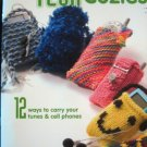 Tech Cozies Knit & Crochet for Cell Phones & iPods  ALWAYS FREE SHIPPING