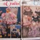 Easter Chicks & Bunnies Two Faith Van Zanten Patterns!  FREE SHIPPING