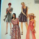 M8157 Summer Dress Misses' In Two Lengths Pattern - FREE SHIPPPING