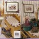 Crochet Lovely & Lacy Room Decor Set Patterns - FREE SHIPPING
