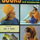 Socks Mittens and Accessories Coats & Clark Book No. 192 - FREE SHIPPING