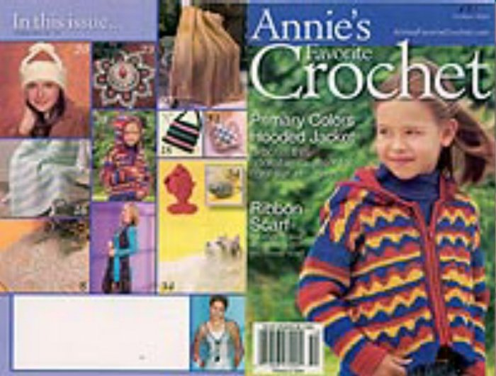 Annie's Favorite Crochet October 2004 - FREE SHIPPING