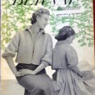 Bernat Book No. 41 Jumbo Knits For The Family 1954 - FREE SHIPPING