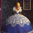 Annie's Calendar Bed Doll Society 1991 Collector's Series January Barbie  FREE SHIPPING